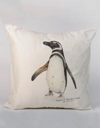 Funda de Tela Pingüino de Magallanes