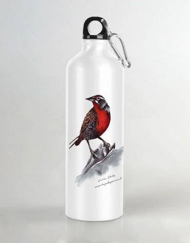 Botella de agua Loica