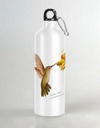 Botella de agua Picaflor Chico