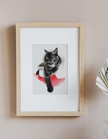 Retratos de Mascotas